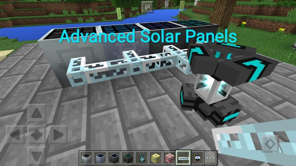 Innercore Mods Advanced Solar Panels